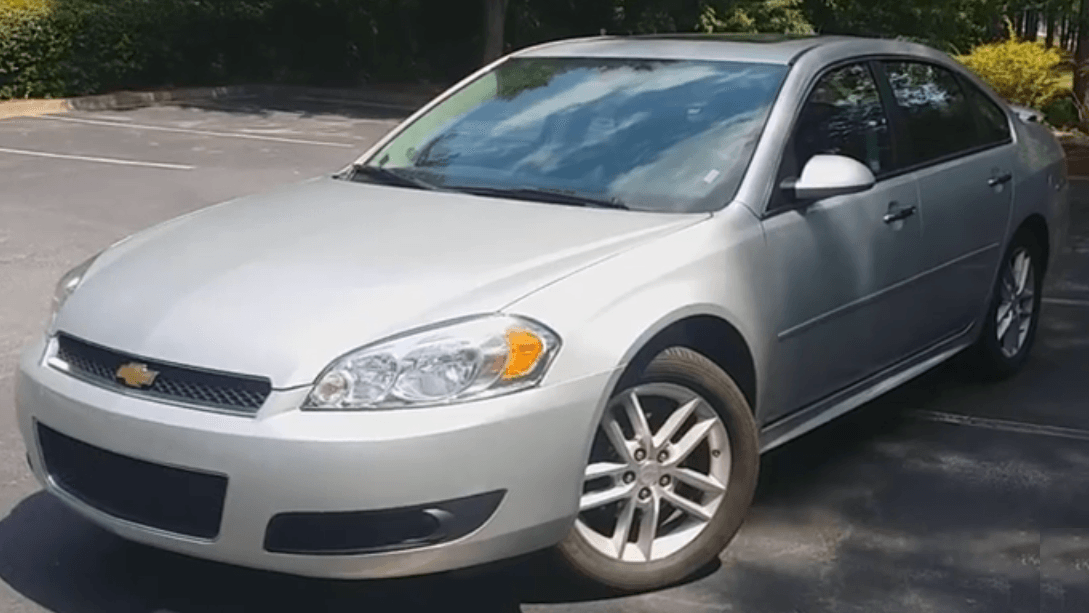 Video Review Of 2013 Chevrolet Impala 1LTZ - David Adams
