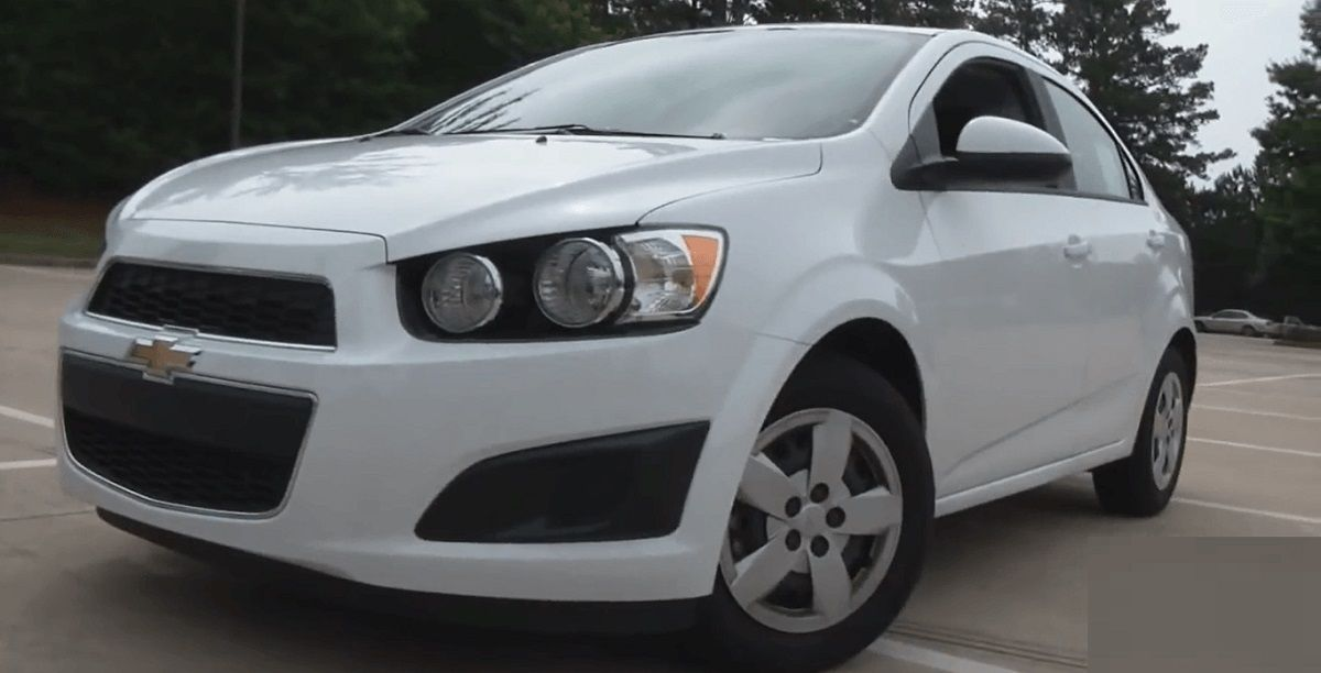 Video Review Of 2014 Chevrolet Sonic LS - David Adams