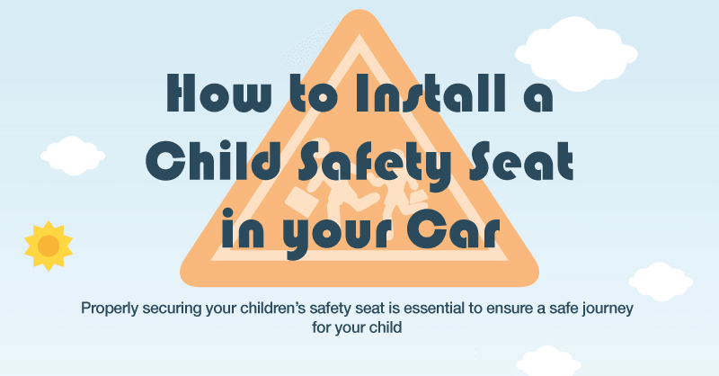 Child Seat Rules and Penalties in the UK