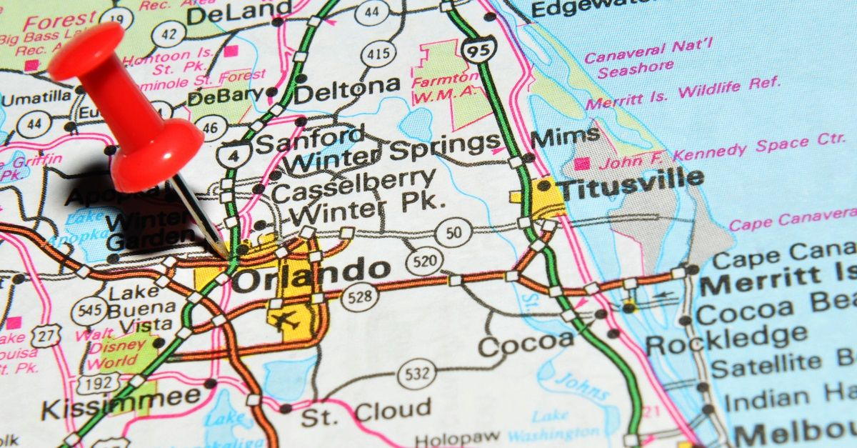 Orlando International Airport and Car Rental Guide