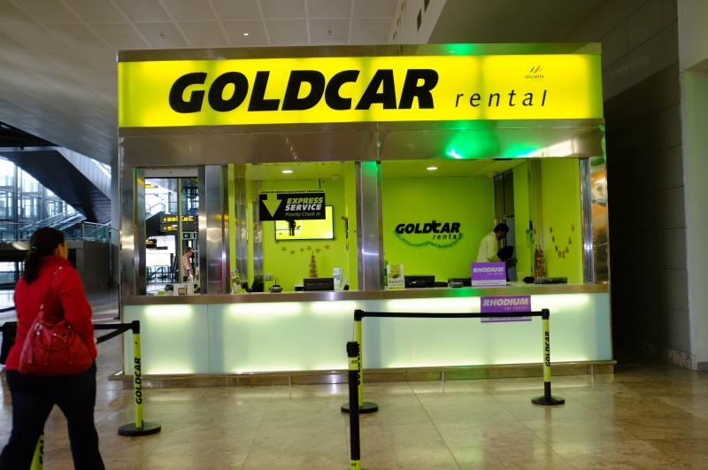 Gold Star Car Hire Alicante Airport 75