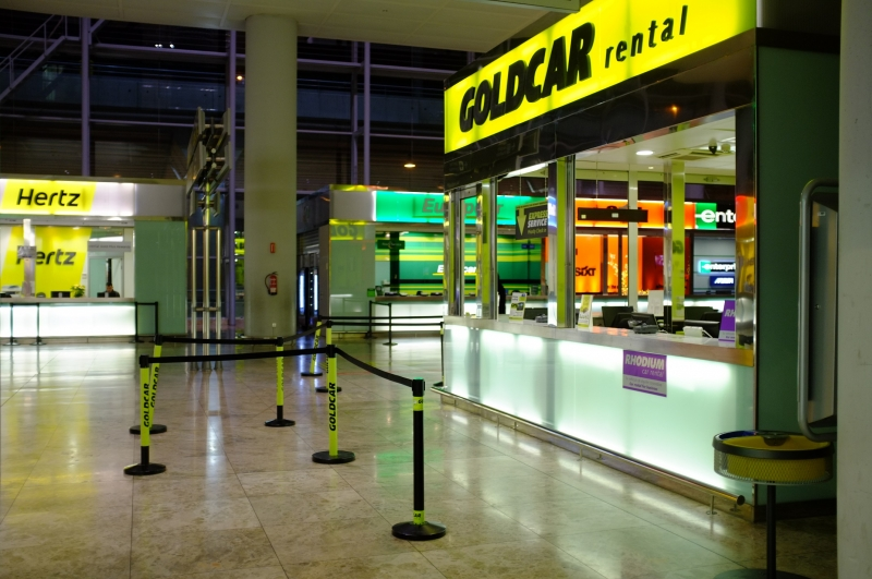 Gold Star Car Hire Alicante Airport 16
