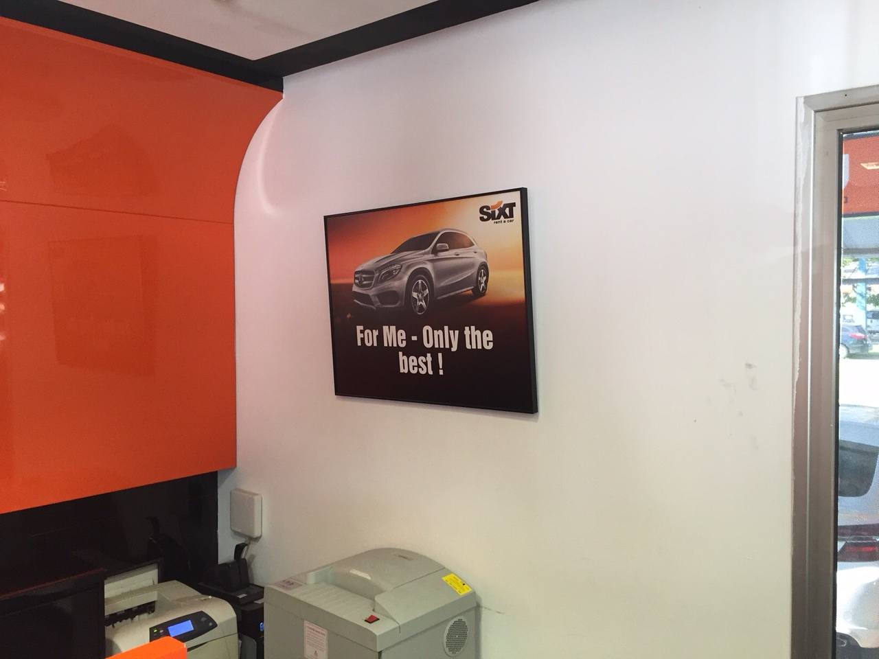 Sixt Car Rental - Tel Aviv Ben Gurion International Airport - TLV - Israel