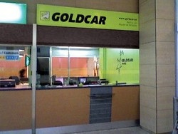Goldcar Car Rental - Murcia San Javier Airport - MJV - Spain