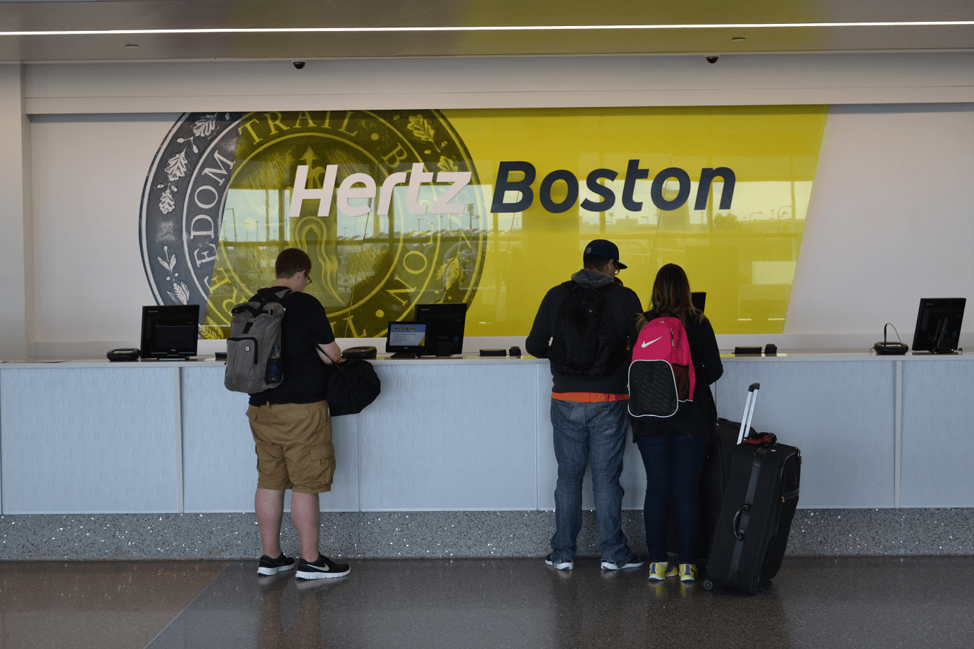 Car Rental Boston BOS Airport75 Cheap Rental Car Deals