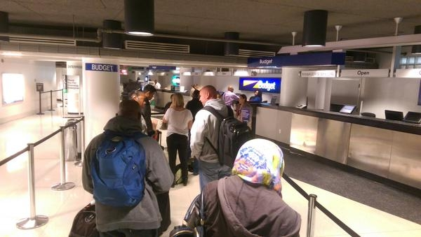 Dollar Car Rental Reagan National Airport