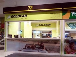 Goldcar Car Rental - Las Palmas Gran Canaria Airport - LPA - Canary Islands - Spain