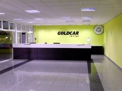 Goldcar Car Rental - Tenerife North Los Rodeos Airport - TFN - Canary Islands - Spain