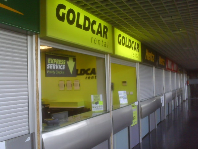 Goldcar Rental has 4 locations in Portugal, 0 in airports and 4 around the city in the following Portugal neighborhoods: Faro, Lisbon, Porto, Santa Cruz, Madeira.» View Locations We are unable to find any vendors in this region.