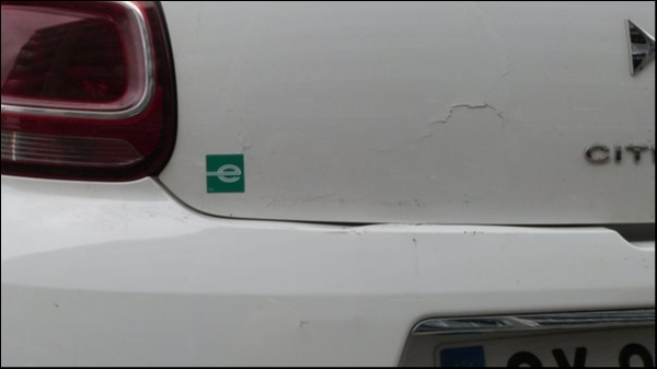 Enterprise car damage 1