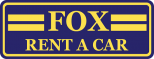 Fox Car Rental - London Heathrow Airport - LHR - England - UK