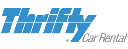 Thrifty Car Rental - Sanford Orlando International Airport - SFB - Florida - USA