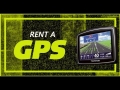 GOLDCAR rental: GPS, don't get lost on your holidays